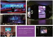 Buy an Indoor fixed LED Display Screen LSI-Fix - theledstudio