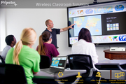 Wireless Presentation System for Classrooms,  Conference Rooms & meetin