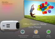 Wireless Projector for classrooms and meetings | Peasy