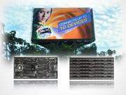 Buy Outdoor LED Screen for harsh environments - LS-VeloIV