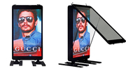 LED Display Street Poster Sign System
