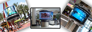 Indoor and Outdoor 360 LED Videos Display in LED Technology