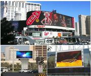 Large LED Displays Screens for Video walls and Billboards