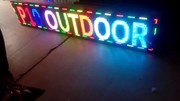 Multi Colour LED Displays