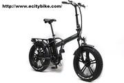 City electric folding bikes