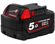 Milwaukee M18B5 Power Tool Batteries